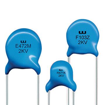 강좌와 팁 전자공학 콘덴서 Condensor 1